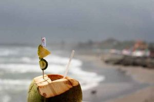 coconut water good for wrinkles
