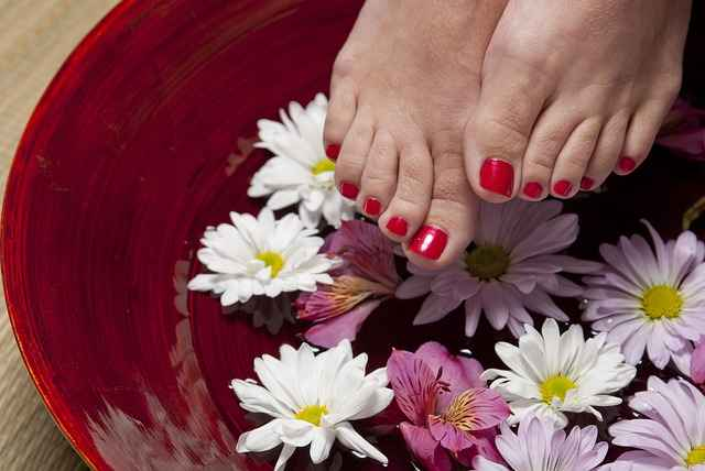 LIST OF Manicure Pedicure Products